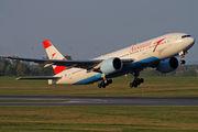 Austrian Airlines Boeing 777-200ER - OE-LPA