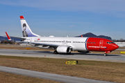 Boeing 737-800 - LN-DYK operated by Norwegian Air Shuttle