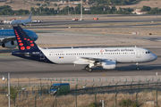 Brussels Airlines Airbus A320-214 - OO-TCQ