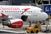 Austrian Airlines Airbus A320-216 - D-ABZF