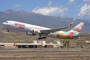 AZUR air Boeing 767-300ER - VP-BXW