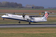 Bombardier DHC-8-Q402 Dash 8 - 9A-CQD operated by Croatia Airlines