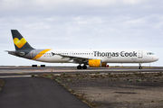 Airbus A321-211 - G-TCDZ operated by Thomas Cook Airlines
