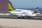 Boeing 737-500 - YL-BBM operated by Air Baltic