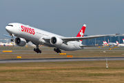 Swiss International Air Lines Boeing 777-300ER - HB-JNG