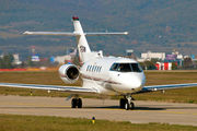 Raytheon Hawker 800XP - CS-DRN operated by NetJets Aviation