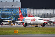 Airbus A320-214 - 9H-AEP operated by Air Malta