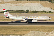 Airbus A330-243 - A6-EYO operated by Etihad Airways