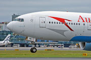 Boeing 777-200ER - OE-LPB operated by Austrian Airlines