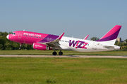 Airbus A320-232 - HA-LYC operated by Wizz Air