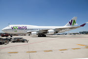 Boeing 747-400 - EC-KXN operated by Wamos Air