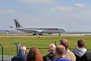 Airbus A330-302 - A7-AEH operated by Qatar Airways