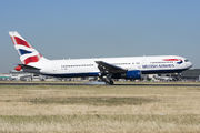 Boeing 767-300ER - G-BZHC operated by British Airways