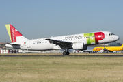 Airbus A320-214 - CS-TNU operated by TAP Portugal