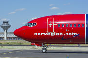 Boeing 737-800 - EI-FJL operated by Norwegian Air International