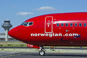 Boeing 737-800 - EI-FJO operated by Norwegian Air International
