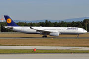 Airbus A330-343 - D-AIKA operated by Lufthansa