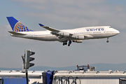 Boeing 747-400 - N104UA operated by United Airlines