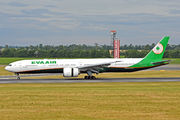 Boeing 777-300ER - B-16735 operated by EVA Air
