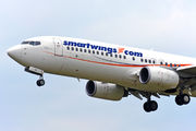 Boeing 737-800 - OK-TVC operated by Smart Wings
