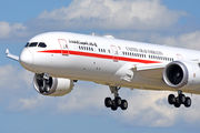 Boeing 787-9 Dreamliner - A6-PFE operated by United Arab Emirates - Abu Dhabi Amiri Flight