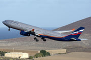 Airbus A330-343 - VQ-BMY operated by Aeroflot