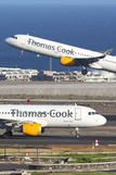 Airbus A320-212 - OO-TCX operated by Thomas Cook Airlines
