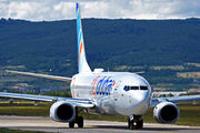 Boeing 737-800 - A6-FEX operated by flydubai