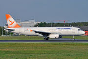 Airbus A320-232 - TC-FBJ operated by Freebird Airlines