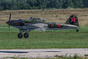 Ilyushin Il-2 Sturmovik - RA-2783G operated by Siberian Aeronautical Research Institute (SibNIA)