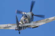 Supermarine Spitfire Mk.XVI - G-MXVI operated by Private operator