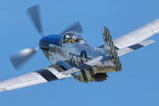 Private operator North American P-51D Mustang - N151W