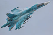 Sukhoi Su-34 - RF-95845 operated by Voyenno-vozdushnye sily Rossii (Russian Air Force)