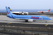 Boeing 737-800 - OO-JAA operated by Jetairfly
