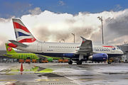 British Airways Airbus A319-131 - G-EUPR