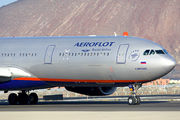 Airbus A330-343 - VQ-BMX operated by Aeroflot