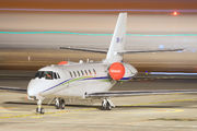 Cessna 680 Citation Sovereign+ - OK-JRT operated by Travel Service