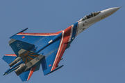Sukhoi Su-27P - 15 operated by Voyenno-vozdushnye sily Rossii (Russian Air Force)