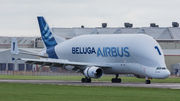 Airbus A300F4-608ST Beluga - F-GSTA operated by Airbus Transport International