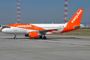 Airbus A319-111 - G-EZFK operated by easyJet