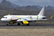 Airbus A320-232 - EC-MOG operated by Vueling Airlines