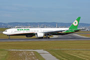 Boeing 777-300ER - B-16732 operated by EVA Air