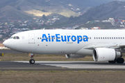 Airbus A330-203 - EC-JQG operated by Air Europa