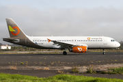 orange2fly Airbus A320-232 - SX-SOF