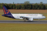 Airbus A319-112 - OO-SSK operated by Brussels Airlines