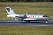 Bombardier CL-600-2B16 Challenger 605 - 9H-VFI operated by VistaJet