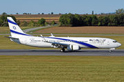 Boeing 737-900ER - 4X-EHC operated by El Al Israel Airlines