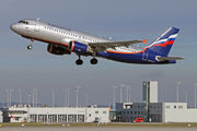 Airbus A320-214 - VQ-BAZ operated by Aeroflot