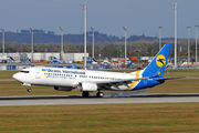 Boeing 737-800 - UR-PSG operated by Ukraine International Airlines