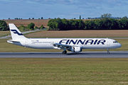 Airbus A321-211 - OH-LZB operated by Finnair